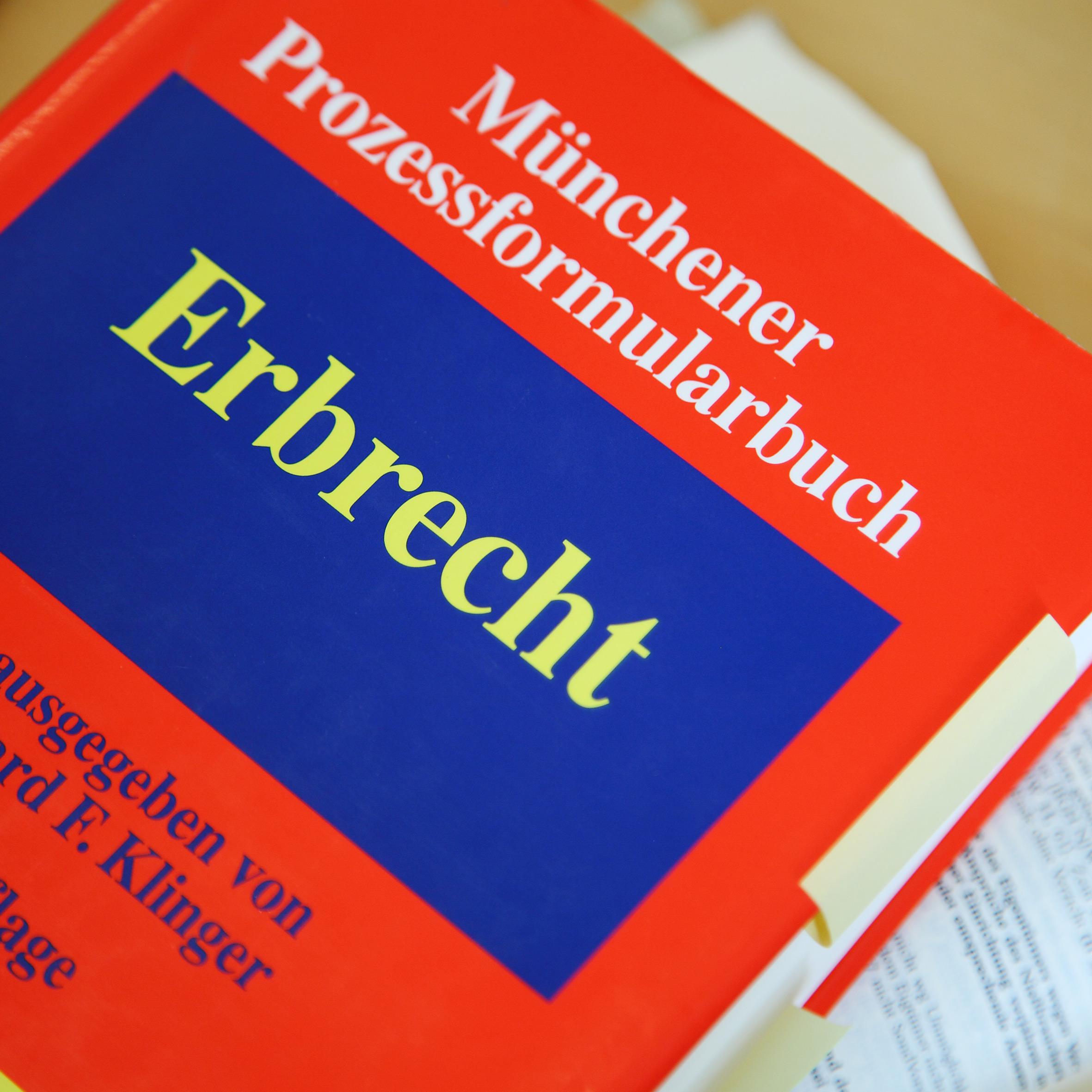 Rechtsanwalt für Erbrecht in Regensburg